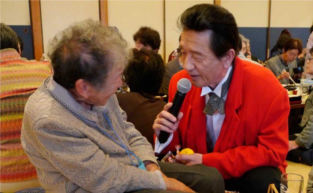 一人暮らし高齢者の集い